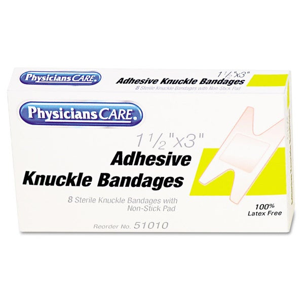 Physicians Care Elastic Knuckle Adhesive