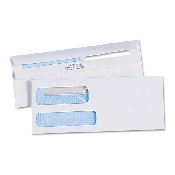 Quality Park Redi-Seal Envelopes- #10 (4-1/8 X