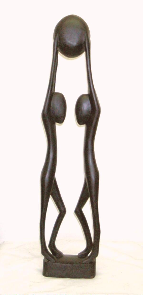 Lovers Statue (Ghana)