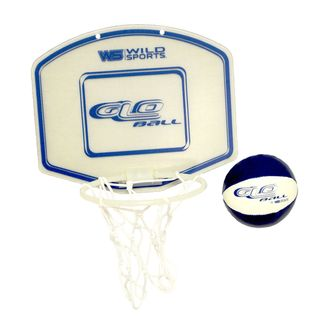 Glow in the Dark Over the Door Basketball Set