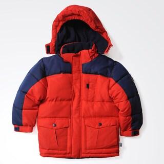 Rothschild Boys' Two-tone Puffer Jacket