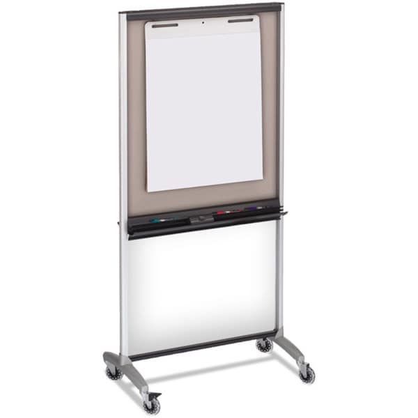 Quartet 3-in-1 Presentation Dry Erase Easel
