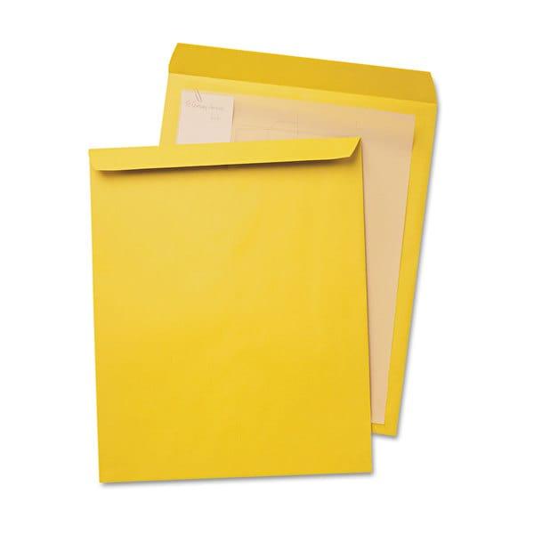 Quality Park Jumbo Size Kraft Envelope 12 1/2 x