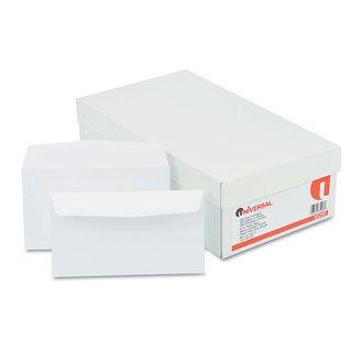 Universal Business Envelope Contemporary #6 Pack of 500