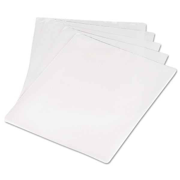 Universal 9 x 11.5 Clear Laminating Pouches (Pack of 25)