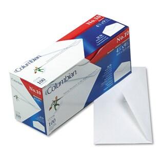 Mead Westvaco Gummed Flap White Business Envelope (Pack of 3)
