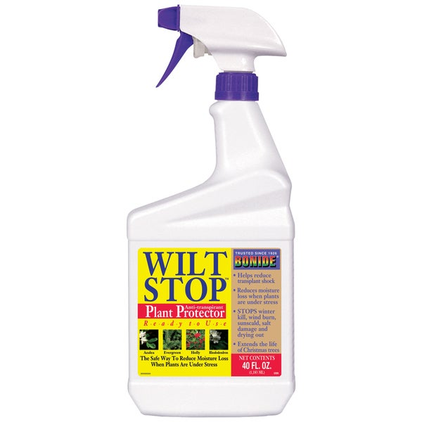 Bonide Products Wilt Stop Plant Protector Rtu 40