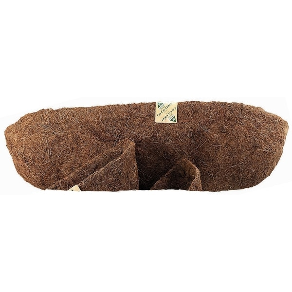 Gardman R878 36-inch Pre-Formed Trough Coco Fiber Liner