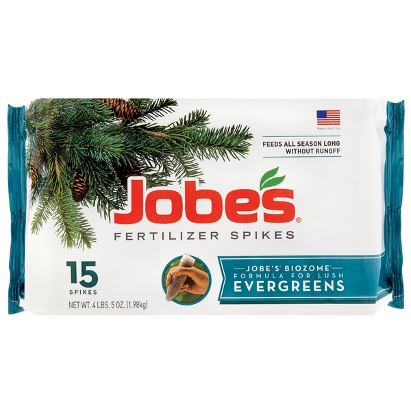 Easy Gardener Weatherly Consum Jobes Fertilizer