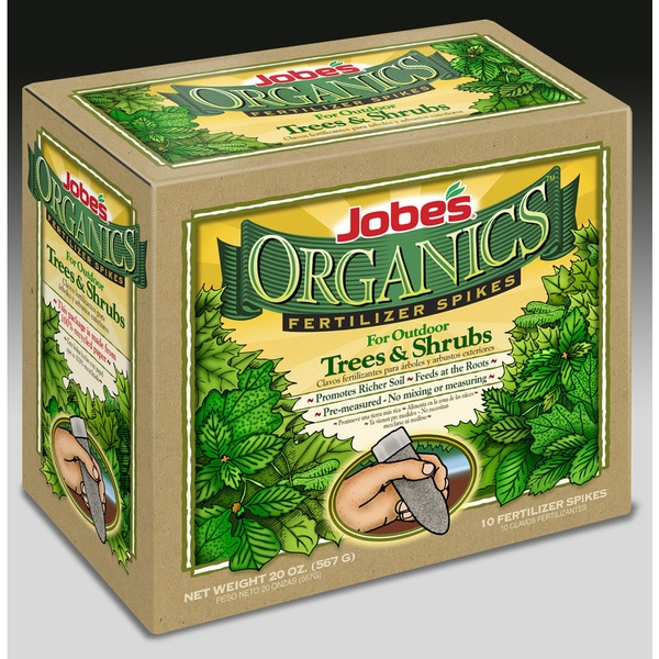Jobes Organics Tree/Shrub (Pack of 10)