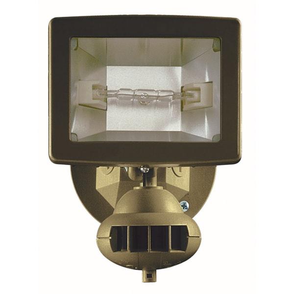 Brinkmann Home Security Halogen Motion Detector