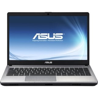 "Asus U47A-BGR4 2.8GHz 750GB 14"" Laptop (Refurbished)"