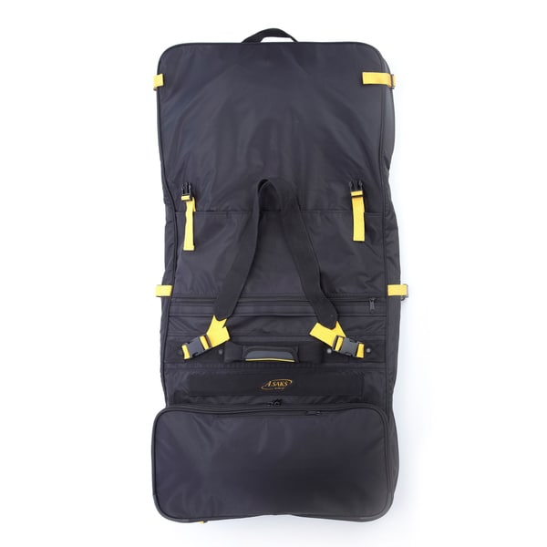 A.Saks Tri-fold Expandable Carry-on Garment Bag