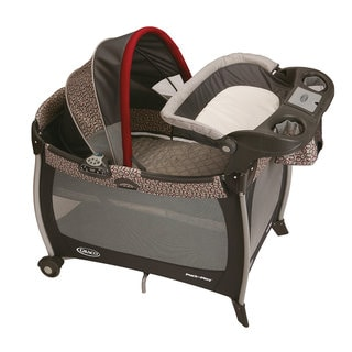 Graco Silhouette Pack 'n Play Playard in Finley