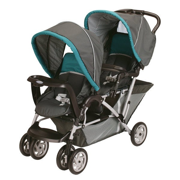 Graco DuoGlider Stroller in Dragonfly