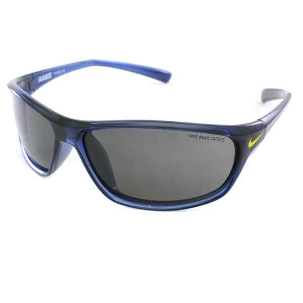 Nike Max Unisex EV0603 Rabid 401 Midnight Navy Sport Sunglasses