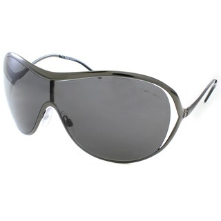 Roberto Cavalli Women's RC 462 Serpentina 08A Metal Shield Sunglasses