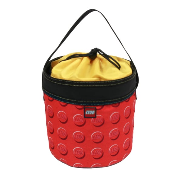 LEGO Small Cinch Bucket - Red