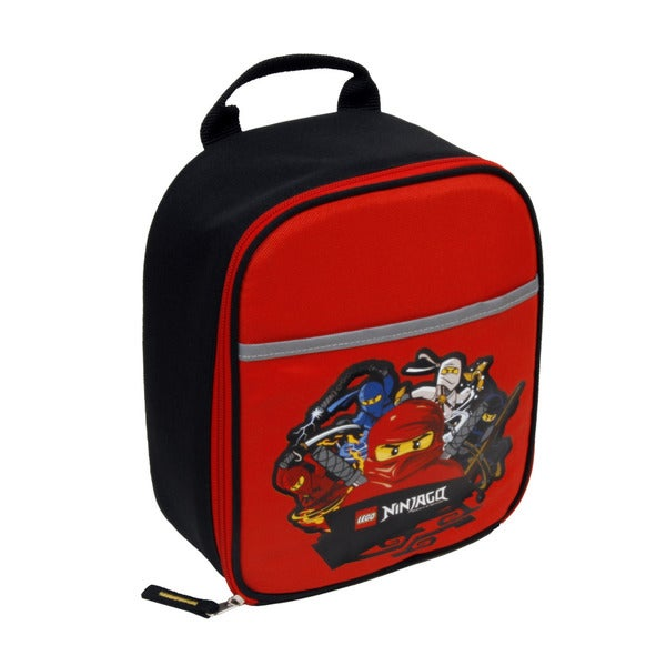 LEGO Ninjago 4 Ninjas Vertical Lunch Bag