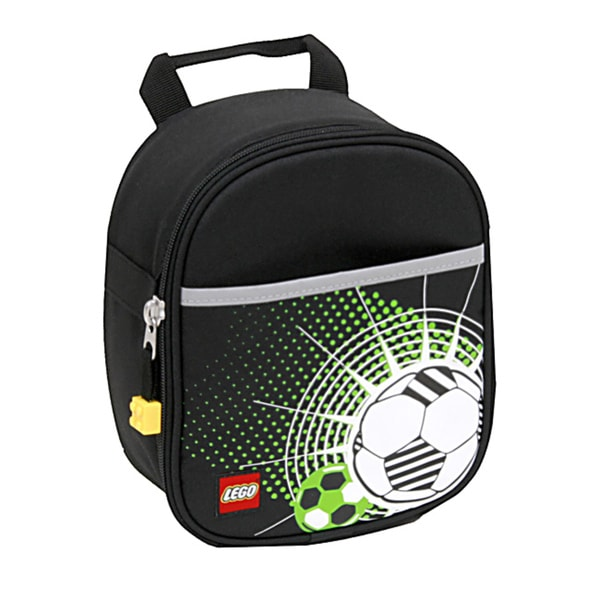 LEGO Soccer Vertical Lunch Bag