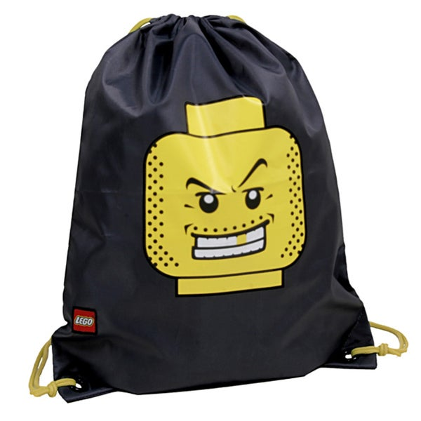 LEGO Minifigure Cinch Sack