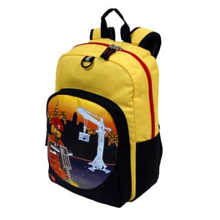 LEGO Construction City Nights Classic Heritage Backpack