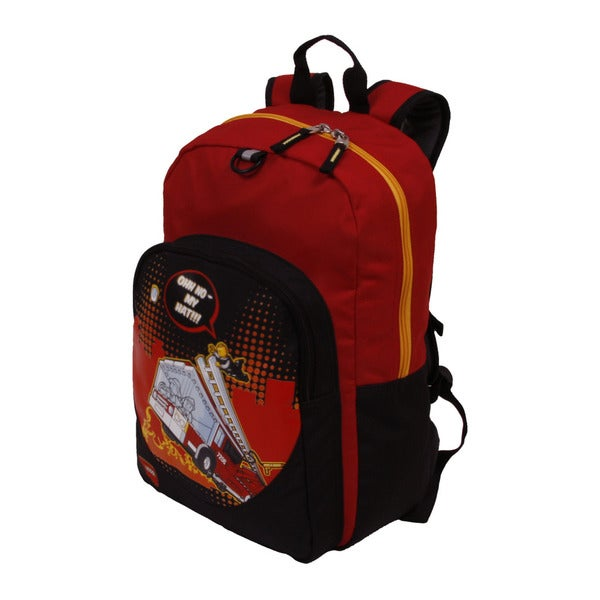 LEGO Fire City Nights Classic Heritage Backpack
