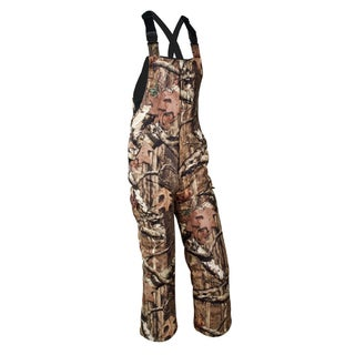 Yukon Gear Insulated Hunting Bibs Break Up Inifinity