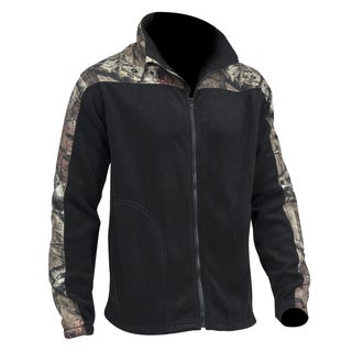 Yukon Gear Casual Fleece Jacket Break Up Infinity