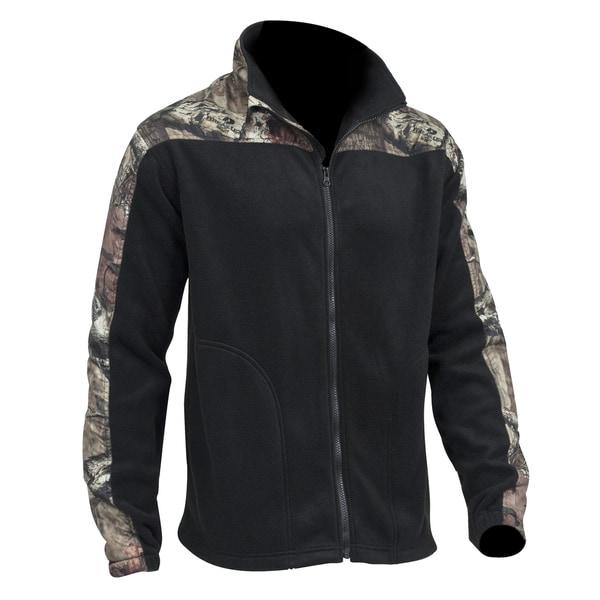 Yukon Gear Casual Fleece Jacket Break Up Infinity