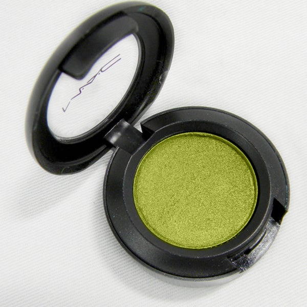 MAC Lucky Green Eye Shadow (Unboxed)