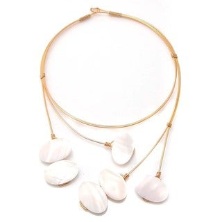 Mystic Charm Statement Wire Works Necklace (Philippines)