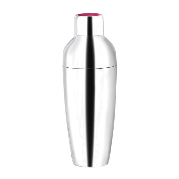 Royal Doulton 'Pop In For Drinks' Stainless Steel Cocktail Shaker
