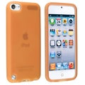BasAcc Orange Silicone Skin Case for Apple� iPod touch Generation 5