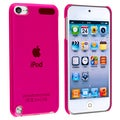 BasAcc Hot Pink Snap-on Case for Apple iPod touch Generation 5