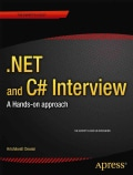 .net and C# Interview: A Hands-On Approach (Paperback)