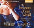 The Importance of Being Wicked (CD-Audio)