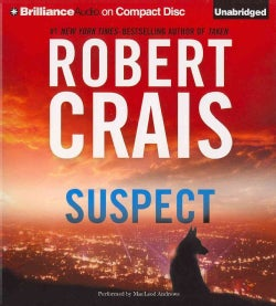 Suspect (CD-Audio)