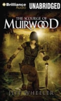 The Scourge of Muirwood: Library Edition (CD-Audio)