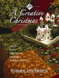 A Creative Christmas: Runners, Throws, Table Toppers, Bed Quilts & Decorative Accessories (Paperback)