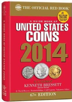 A Guide Book of United States Coins 2014: The Official Red Book (Spiral bound)