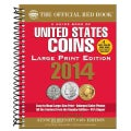 A Guidebook of United States Coins: The Official Red Book (Spiral bound)