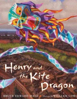 Henry and the Kite Dragon (Hardcover)