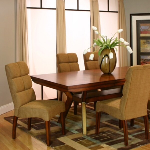 Columbus Chenille Side Chairs (Set of 2)
