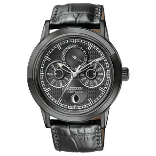 Citizen Men's Calibre 8651 Eco-Drive Moon Phase Watch