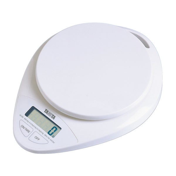 Tanita Digital Lithium Kitchen Scale