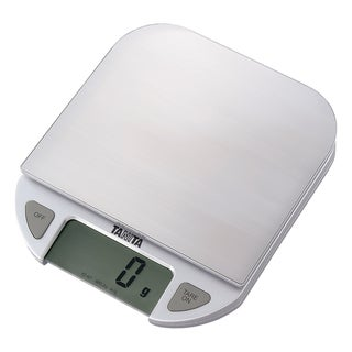 Tanita Digital Lithium Stainless Steel Kitchen Scale