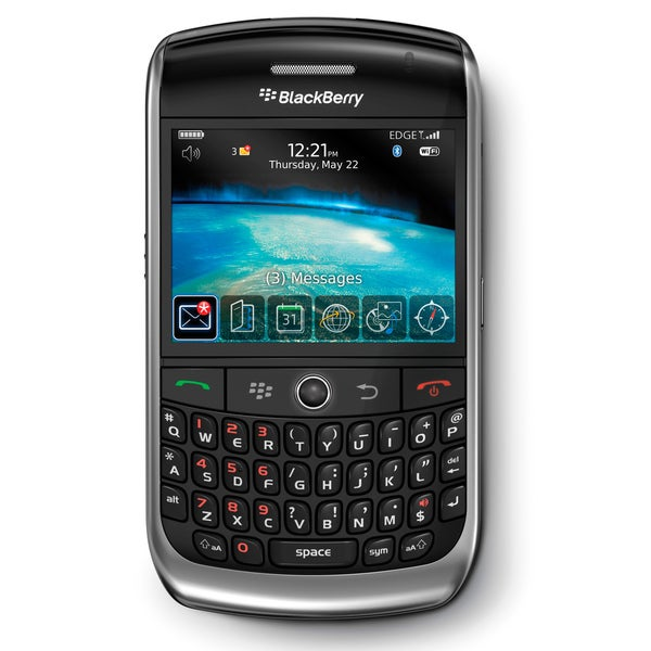 Blackberry Curve 8910 GSM Unlocked QWERTY Cell Phone