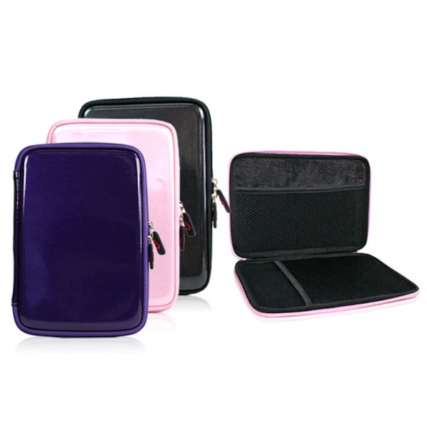 Kroo Micro Soft 7-inch Carrying Case for E-readers and Tablets