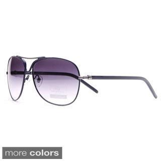 Anais Gvani Women's AG-U035 Classic Aviator Sunglasses